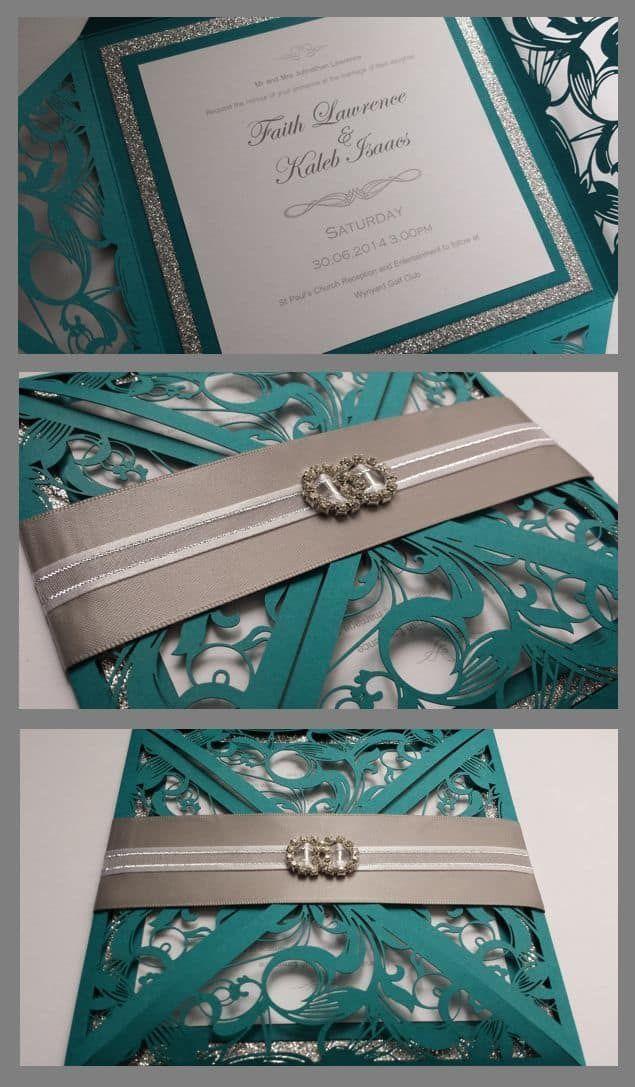 glitter wedding invitations best photos wedding