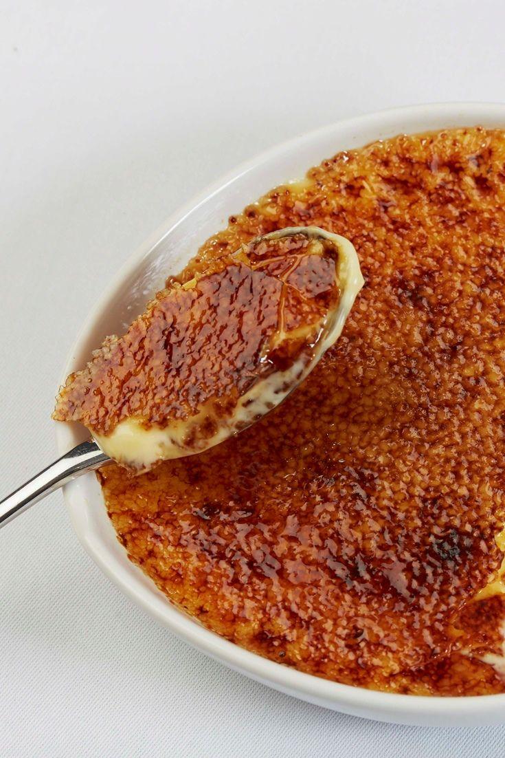 Eric Chavot presents the definitive recipe for this iconic French dessert-Cambridge burnt cream