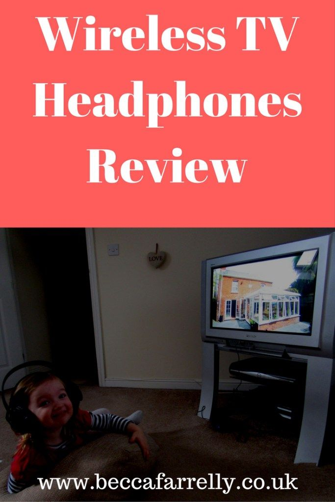 One For All Wireless TV Headphones http://www.beccafarrelly.co.uk/one-wireless-tv-headphones-hp1030-review/