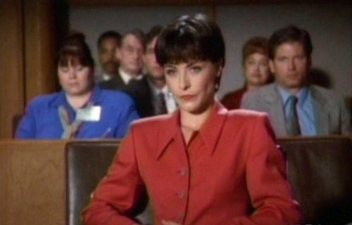 Amanda Donohoe as C J Lamb - Sitcoms Online Photo Galleries