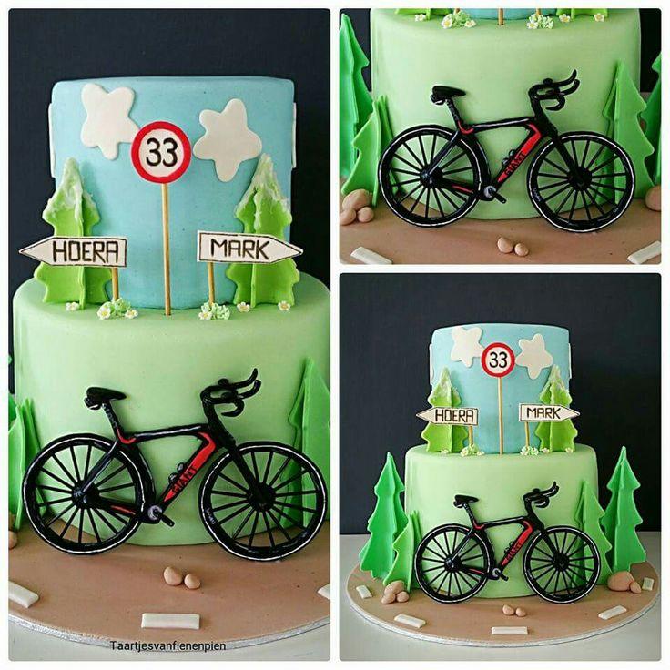 Bicycle cake                                                                                                                                                                                 More