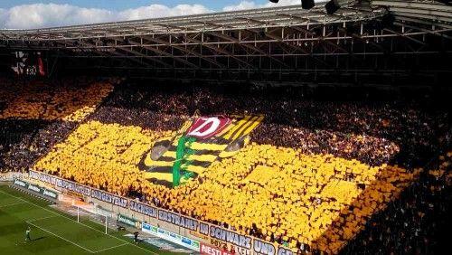 """Dynamo Dresden mit Zertifikat """"Sicherheitsmanagement im Profi-Fußball"""""""