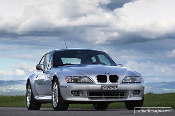 Eine Klassikerperle im Redaktionsalltag - BMW Z3 2.8 Coupé  Täglich Neues im Blog: