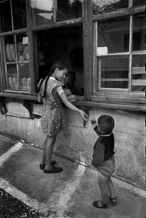 © David Seymour - Greece 1948.
