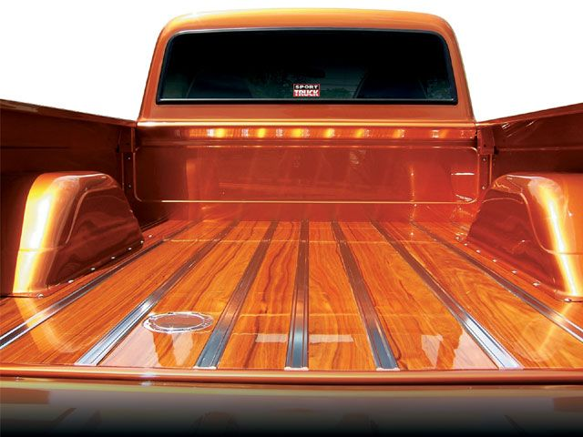 Classic Truck Parts Buyers Guide Bed Wood