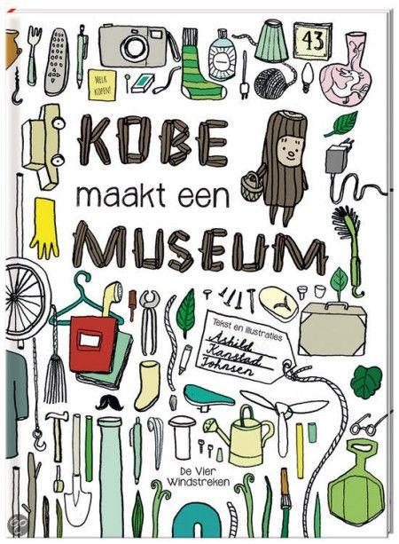 kobe maakt een museum (thema museum of verzamelen)