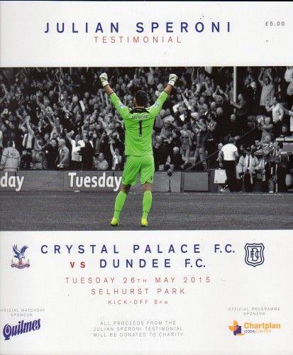 Dundee - Julian Speroni Testimonial