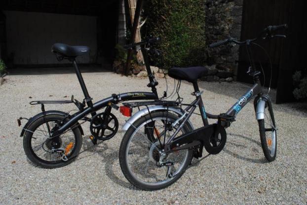 Profitez pleinement de vos vacances d'été en vélo pliable ►http://bit.ly/1lMMkzV