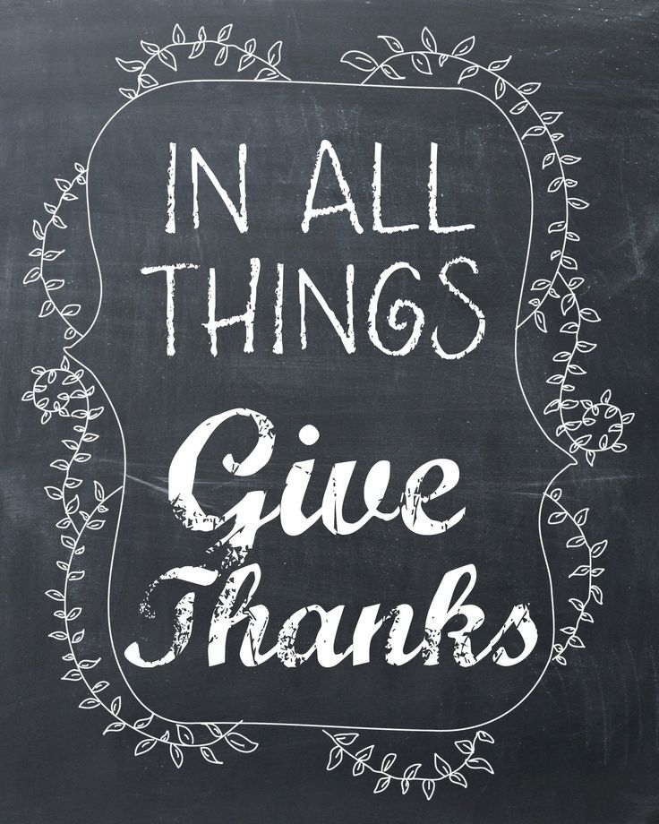 Thanksgiving All Year Long: 1000+ Ideas About Give Thanks On Pinterest