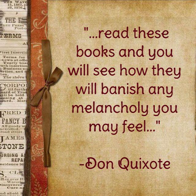 Don Quixote Quotes: Don Quixote Books