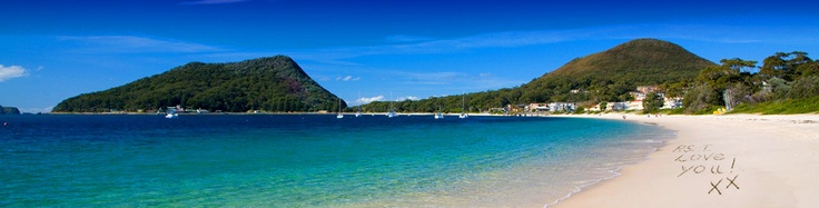 Port Stephens, NSW is the perfect holiday destination .. an easy two and a half…