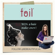 Win amazing prizes on www.bebeautifulsa/facebook.com LIKE and follow us on Twitter and register on www.myappointment.co.za