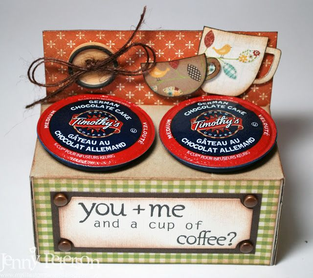 K Cup Holder w/template