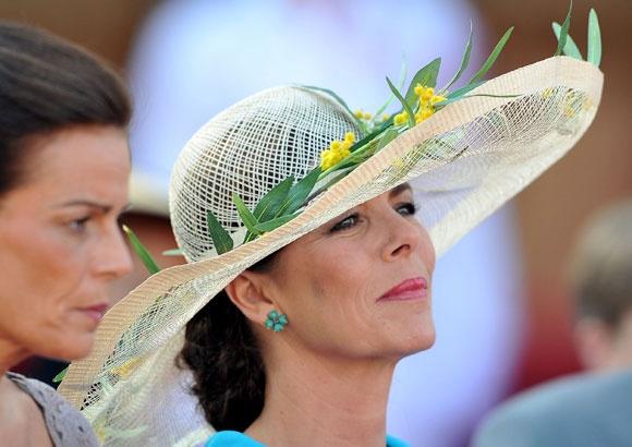 Monaco royal wedding: Princess Caroline's husband Prince Ernst of Hanover absent from civil wedding of Prince Albert of Monaco and Charlene Wittstock