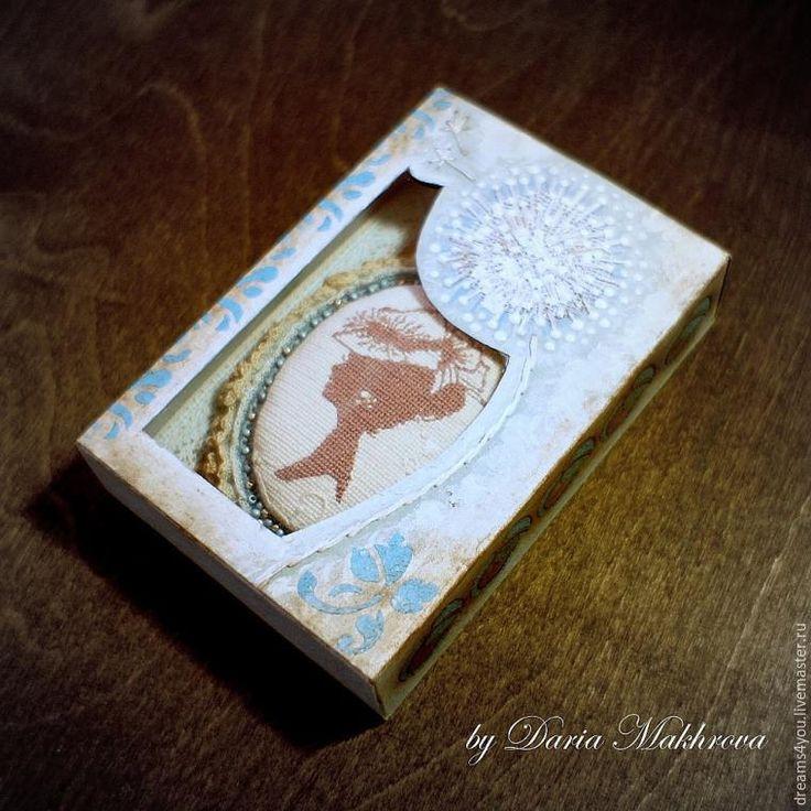 Делаем удобную и простую коробочку для бижутерии - Ярмарка Мастеров - ручная работа, handmade