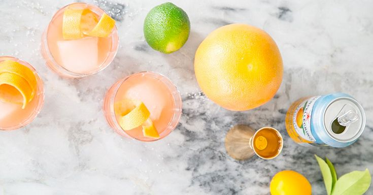 Tequila based cocktails go a whole lot further than your basic margarita-- click here for our favorite jazzed up tequila cocktails!
