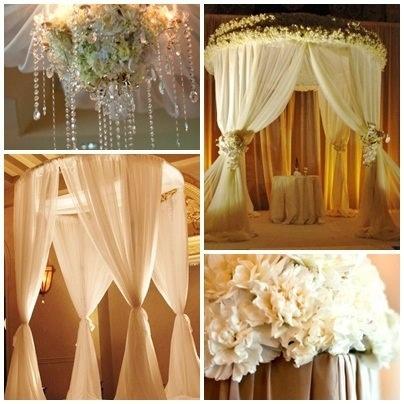The 8 best booth ideas images on pinterest weddings receptions indoor altar ideas wedding junglespirit Gallery