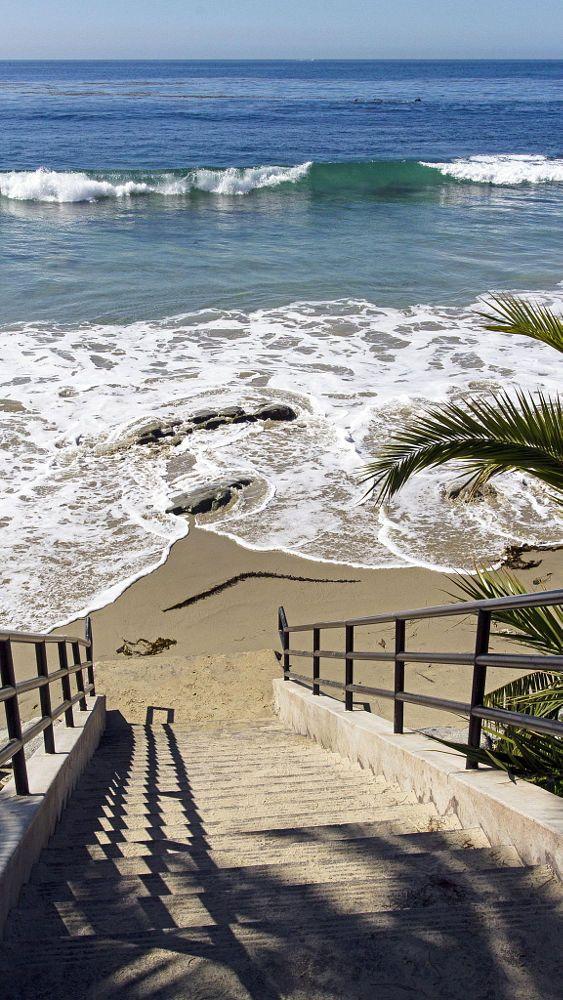 Laguna Beach, Kalifornien. Den richtigen Reisebegleiter findet ihr bei uns: https://www.profibag.de/reisegepaeck/