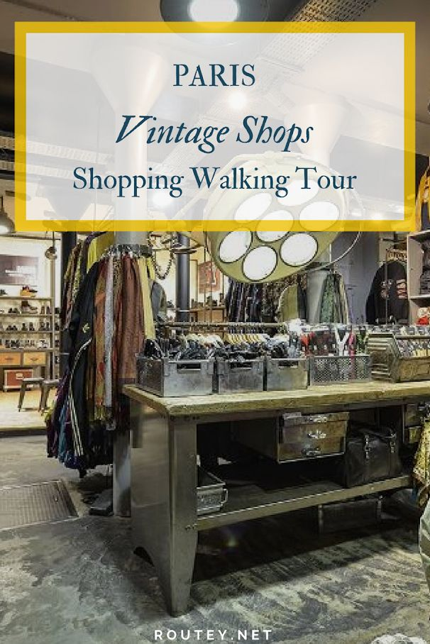 Find the best Vintage Shops in Paris with our guid…