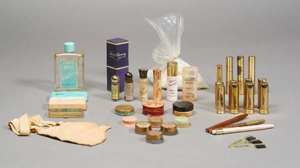 Cosmetics owned by Marilyn