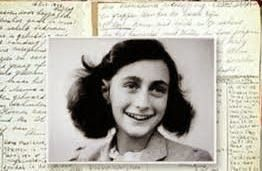 KNAFAIM: Анна Франк - девочка легенда
