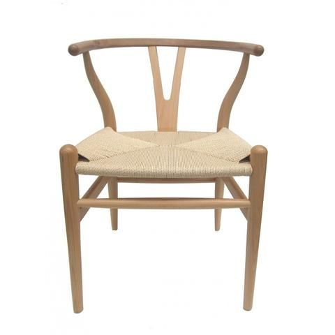 MRD Home Dining Room Wishbone Chair