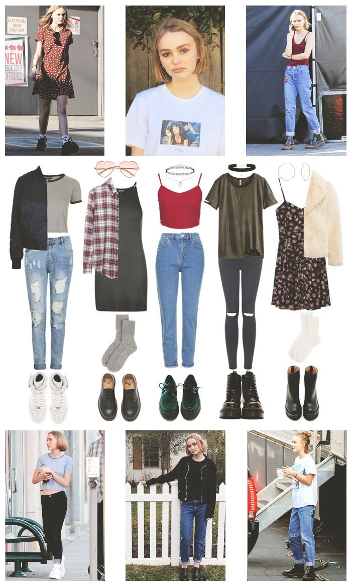 lily rose depp style – Buscar con Google
