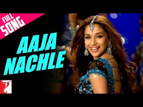 (53) Aaja Nachle - Full Title Song | Madhuri Dixit | Sunidhi Chauhan - YouTube