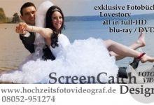 Exlkusive Hochzeitsvideos und Hochzeitsfotos von Screencatch Foto Video Design