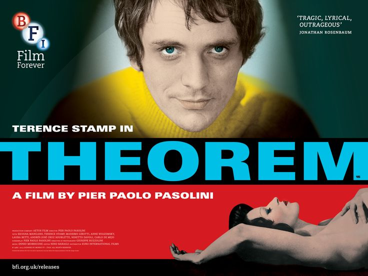 Theorem (Pier Paolo Pasolini, 1968)
