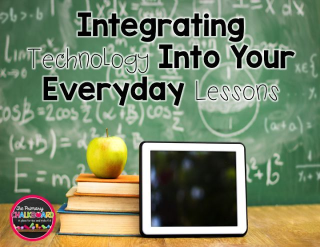 17 Best ideas about Technology Integration on Pinterest ...