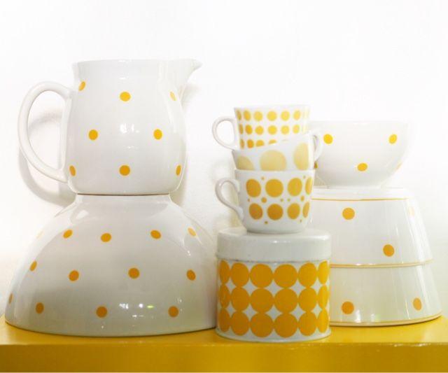Keltainen kahvipannu: Keltainen <3
