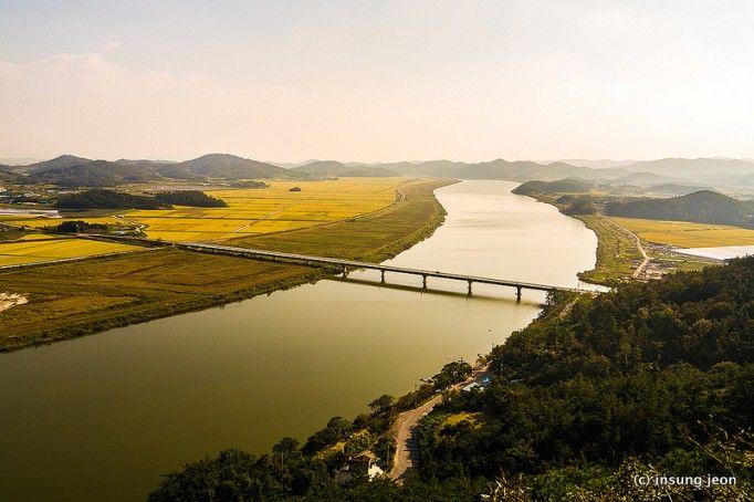 Soulful Seoul - Yeongsan River  in Hampyeong
