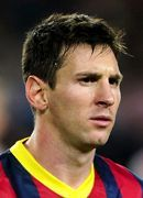 """Lionel Messi is one of the most prolific futbol players of our generation. Originally born in Argentina but forced to move after a disease stunting his growth forced him to move to Barcelona where a team would pay for his medical bills. At Barcelona he has won 4 FIFA player of the year awards. Also he has set the clubs record for goals scored beating 232. Even the legend Maradona respects the relatively new comer saying, """"Messi is my Maradona""""."""