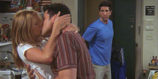 Ugh I wish Joey and Rachel got married. Sorry Ross.