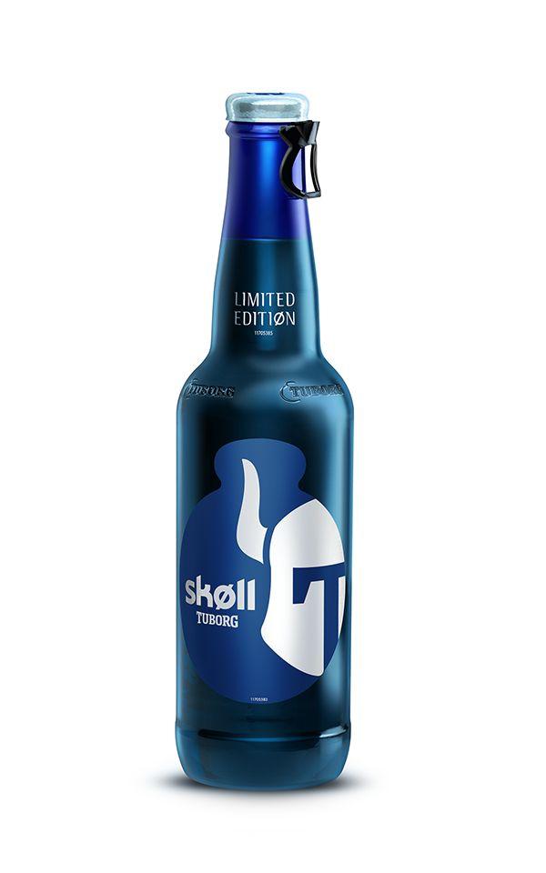 Skoll Tuborg branding & product innovation