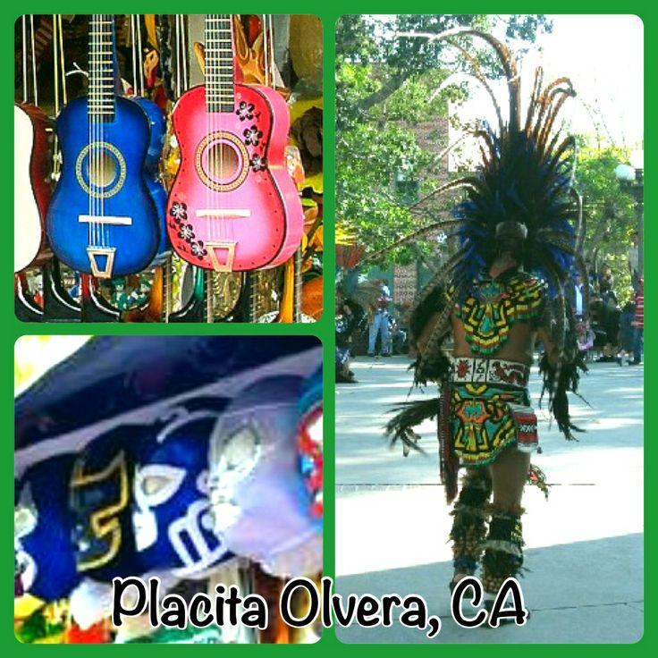 31/52 Placita Olvera  A great historic Landmark to visit, the original marketplace of Los Angeles, California.
