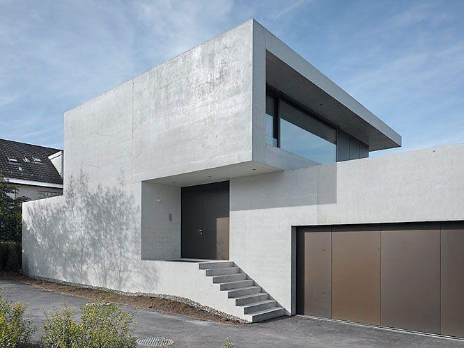 Privathaus Herrliberg / Wild Bär Heule Architekten
