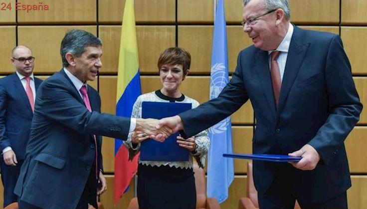 La ONU y Colombia lanzan plan contra la coca para apoyar el proceso de paz