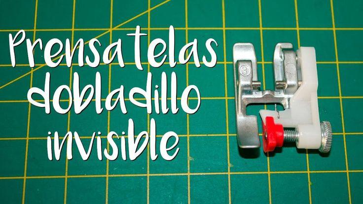 Trucos de costura: cómo hacer un dobladillo invisible