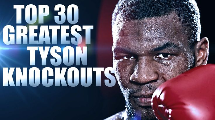 Top 30 Greatest Mike Tyson Knockouts HD