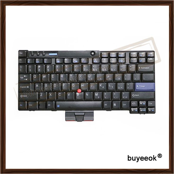 Original Laptop US Keyboard Replacement With Pointing Stick For Lenovo IBM X201S X200S X201 X201I X200T X201T X200