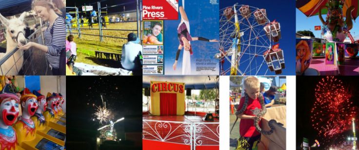 One of the biggest exhibitions on the #Northside, the #Pine #Rivers #Show is a grand extravaganza that the whole #family can enjoy. The show features a host of activities, rides, displays, #concerts and #competitions that everyone is sure to love.