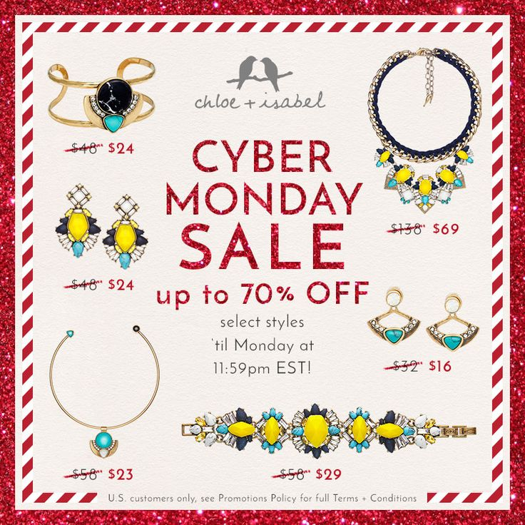 Escape your winter blues with up to 70% OFF turquoise treasures + pop-of-color favorites – available now on my #chloeandisabel boutique!
