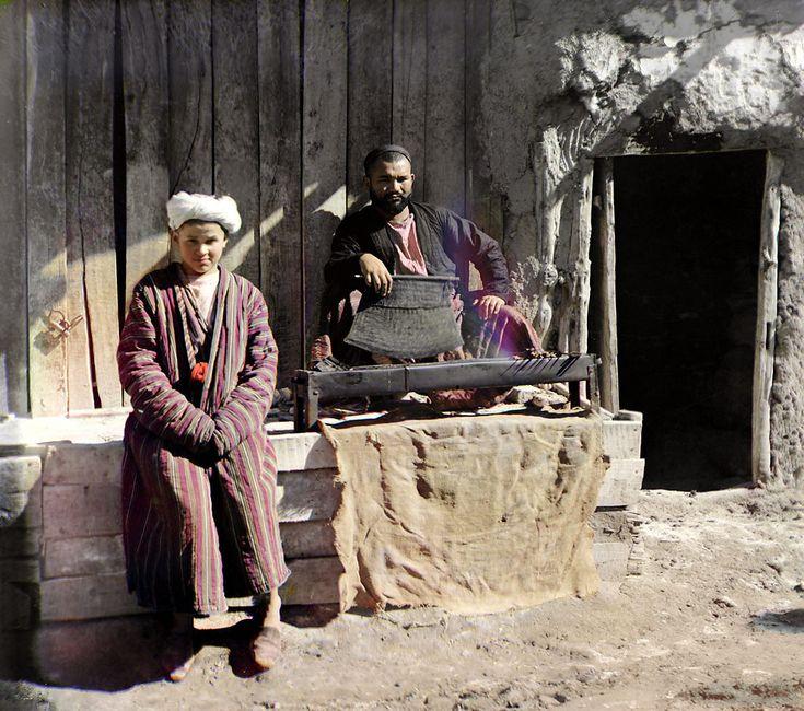 Сергей Михайлович Прокудин-Горский. Цветные фотографии Российской Империи 1905-1915 гг.3987