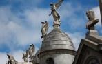 Cementerio de la recoleta en Buenos Aires. Cronicasviajeras.es