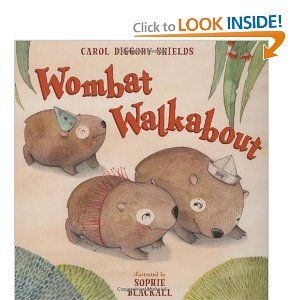 Wombat Walkabout [focus: Body in the Group to use with The Incredible, Flexible You!]