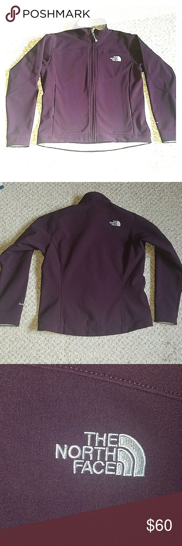 The North Face womans jacket Purple The North Face purple jacket in perfect condition. The North Face Jackets & Coats Utility Jackets