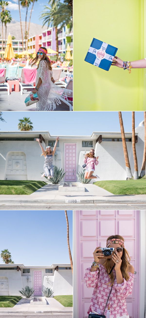 Girls Weekend Getaway in Palm Springs – Style Me Pretty