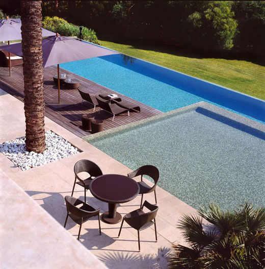 Luxurious Outdoor Rattan Furniture Design From Roberti   Love That Pool